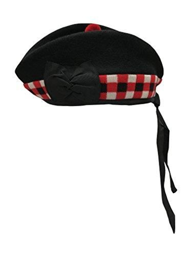 Glengarry Diced Hat